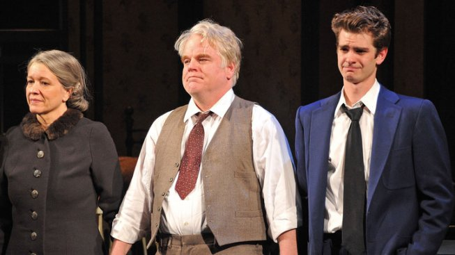 Broadway Lights Will Dim for Hoffman