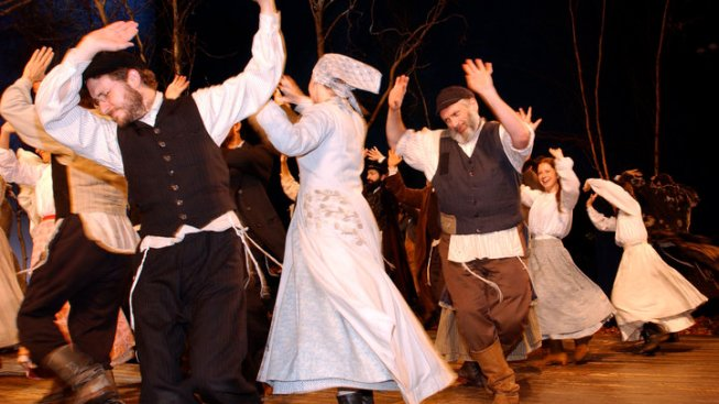 """Fiddler"" Readies Fifth Revival"