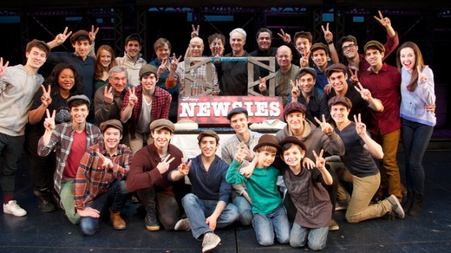 "A Second Anniversary for ""Newsies"""
