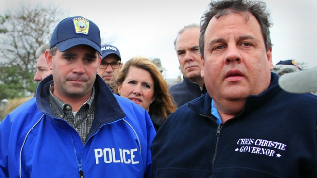 Christie Warns NJ Residents of Post-Storm Tax Hikes