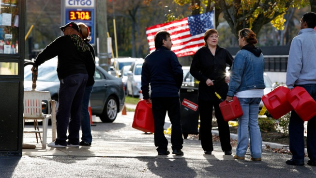 NJ Ends Post-Sandy Gas Rationing