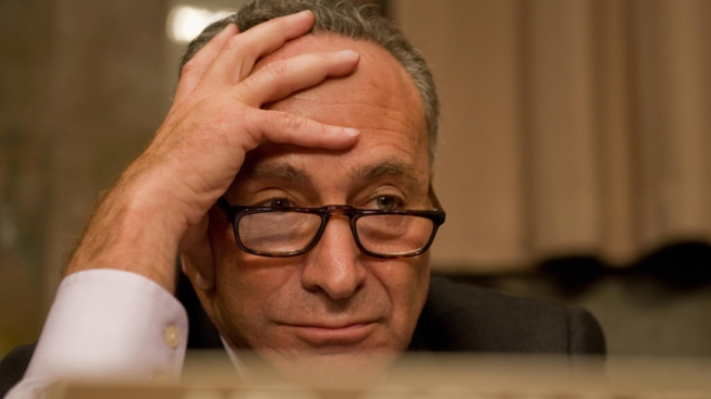 Schumer Wants Safeguards Against Hackers