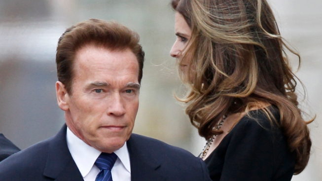 "Schwarzenegger: ""I Became an Expert in Living in Denial"""