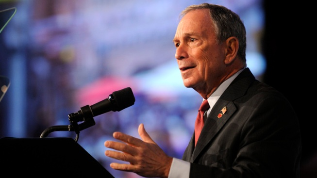 Bloomberg Outlines Plan for Balancing U.S. Budget