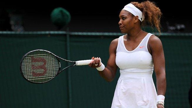 Defending Champ Serena Williams Loses at Wimbledon