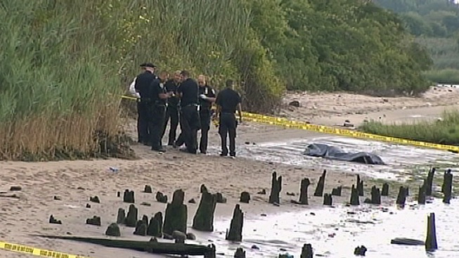 Police Investigate Body on Brooklyn Shore