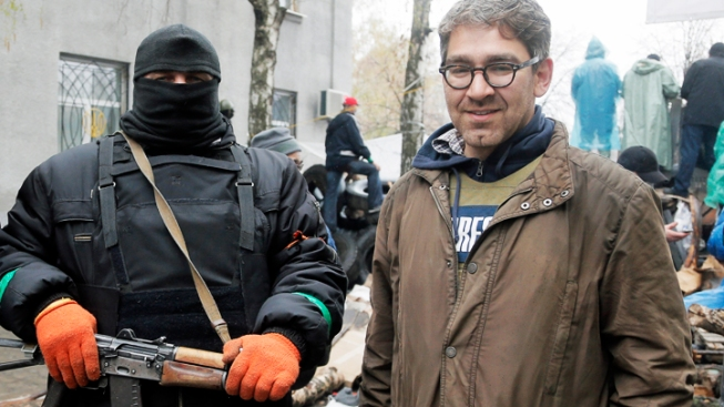 Brooklyn-Based Journalist Held in Ukraine: I Was Beaten, Bullied and Bound