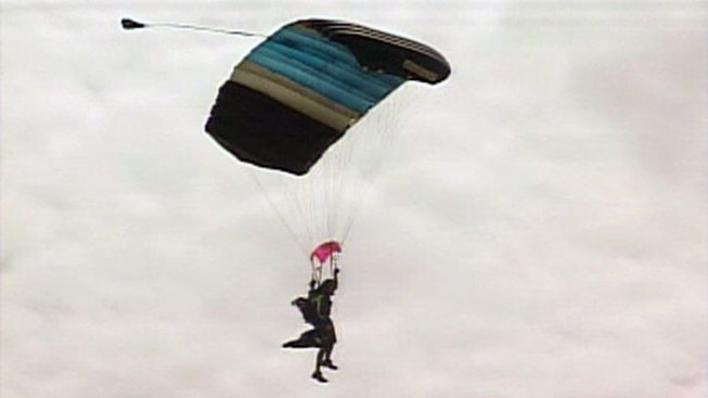 NJ Woman Hurt Skydiving from Balloon