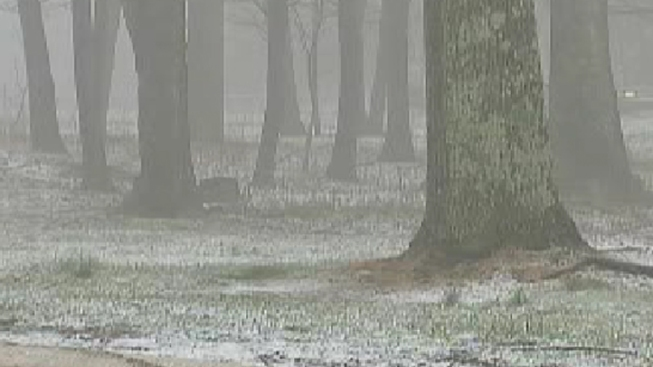 Spring Brings Wintry Mix