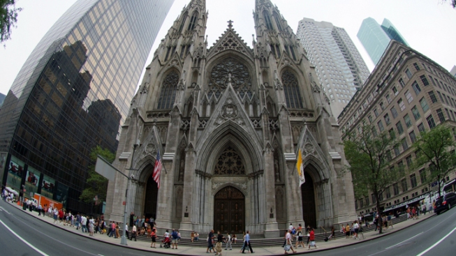 St. Patrick's Cathedral Set for $175M Renovation