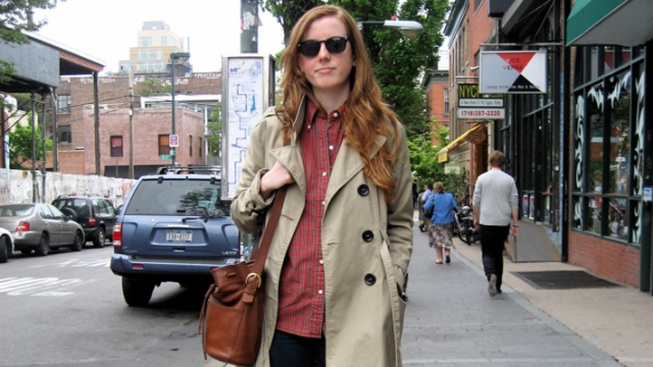 Street Style: Graduate Erin M.'s Perfectly Put-Together Spring Look