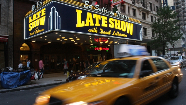 2nd Break-In at Letterman Theater