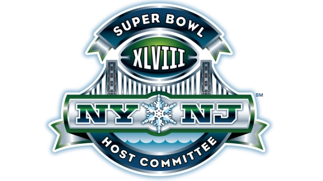 Brrrrrr .... Super Bowl 2014 Logo Revealed: Snowflake in Front of GWB