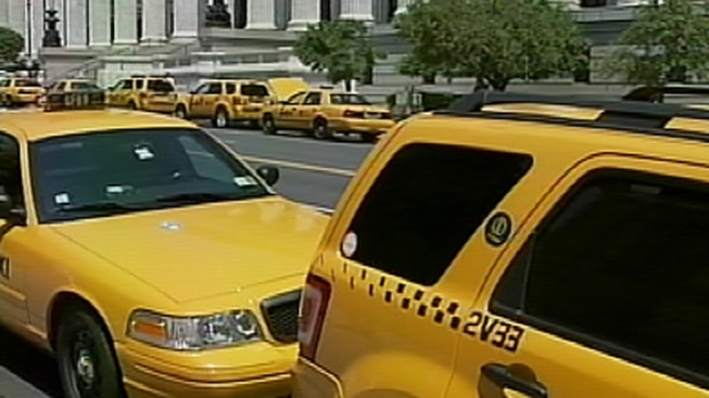 NYC Cabbies Rally in Albany Against Livery Bill