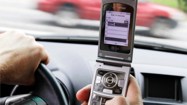Manhattan Leads NY in Texting-While-Driving Tickets