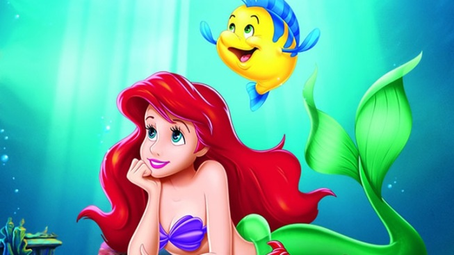 Little Mermaid Diving into 'Once Upon a Time'