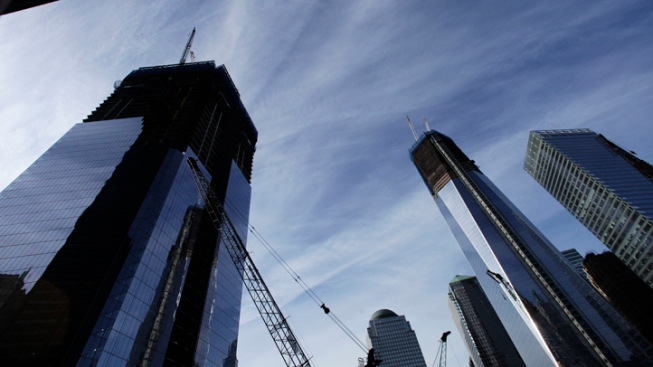 World Trade Center Tower Struggles to Find Tenants
