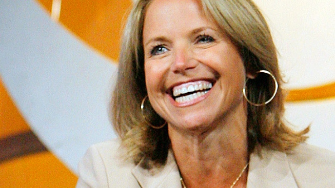 "Katie Couric Makes Return to ""Today,"" Hints at Future Plans"