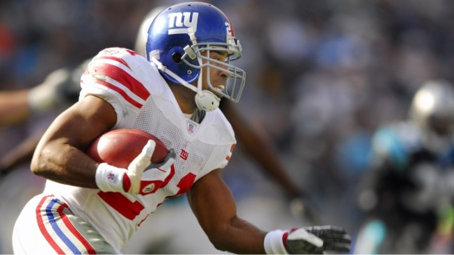Tiki Barber: Comeback Not About Money