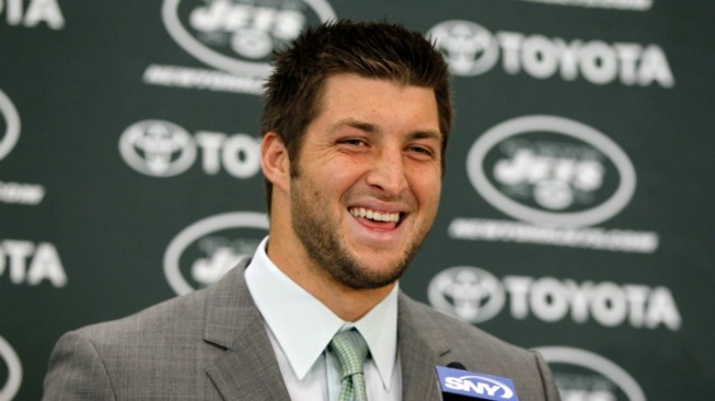 Tim Tebow's Got All the Momentum in the World