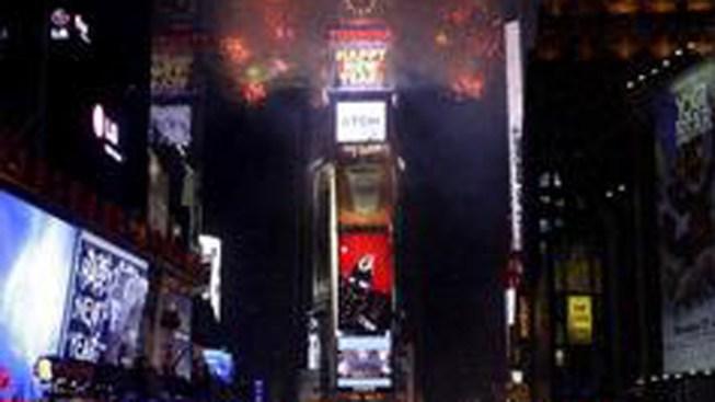 New Year's Eve Weekend Street Closures