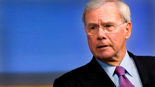 NBC's Tom Brokaw Discharged from Hospital