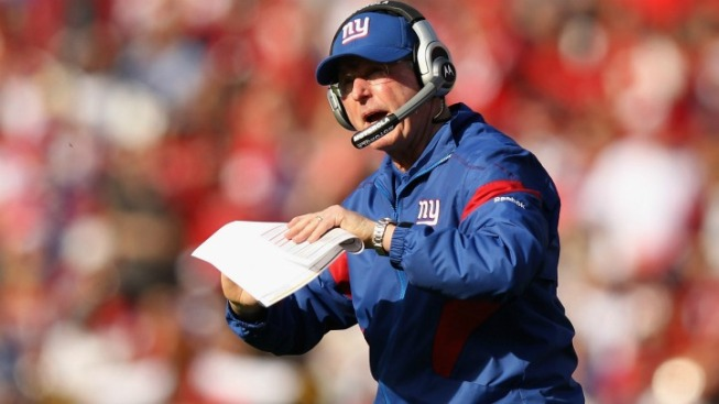 Tom Coughlin Can't Escape Blame for Giant Results