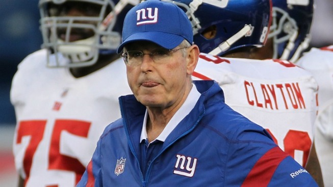 Tom Coughlin Doesn't Want Your Pity