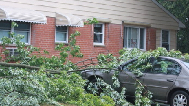 Deadly Storm Rolls Through Tri-State
