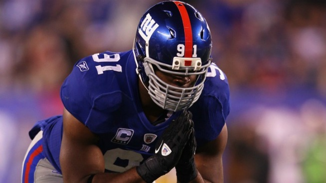 Justin Tuck Wonders Why the Giants are Inconsistent