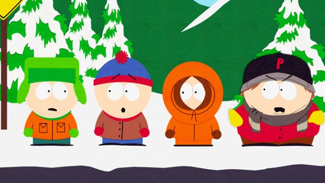 """South Park"" on Demand"
