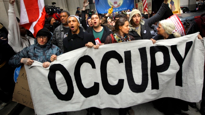 Police Arrest 18 Occupy Protesters in New York