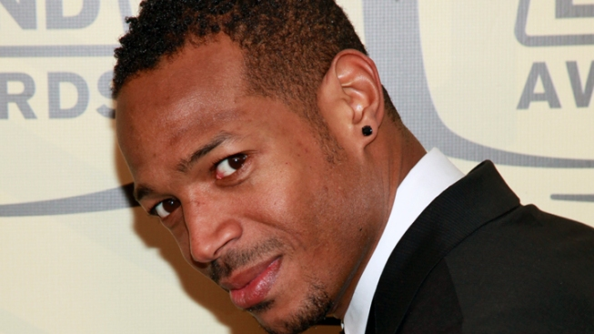 """Fifty Shades of Black"": Marlon Wayans Making ""Fifty Shades of Grey"" Parody"