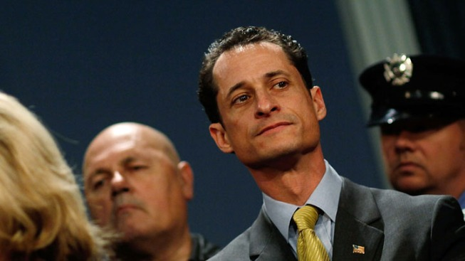 Lewd Photo Sent Over Rep. Weiner's Hacked Twitter Account