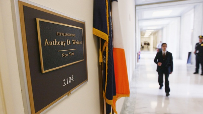 What Happens Now: Weiner's District