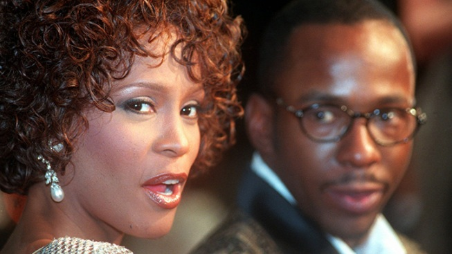 Bobby Brown Weeps for Ex-Wife