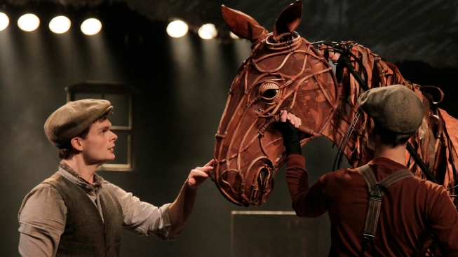 """War Horse"" Gallops Off in January"