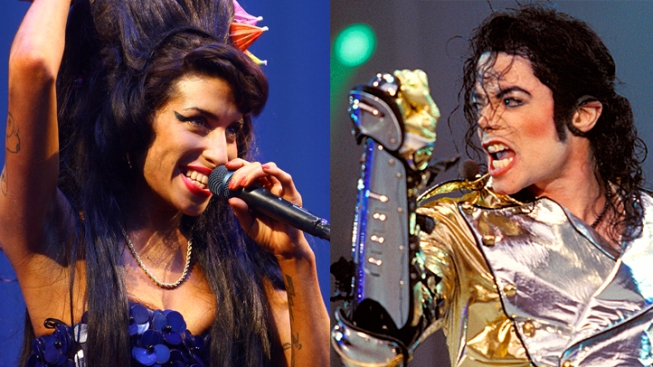 Amy Winehouse's Jacko Connection