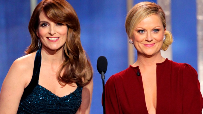 Tina Fey and Amy Poehler Returning to Host Golden Globe Awards