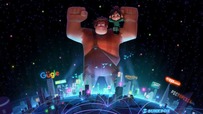 Disney Fans Get Look at 'Incredibles 2,' 'Wreck-It Ralph 2'