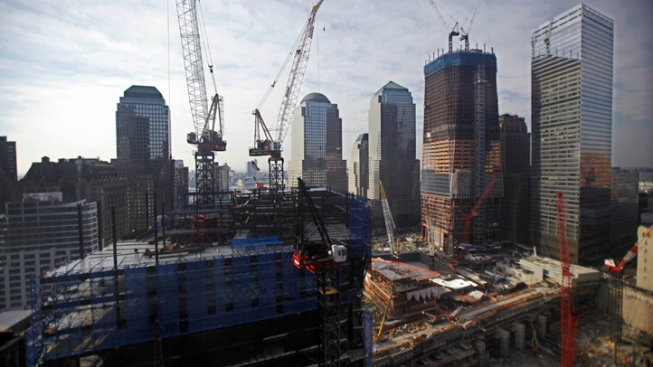Plans Scrapped for Restaurant Atop New WTC