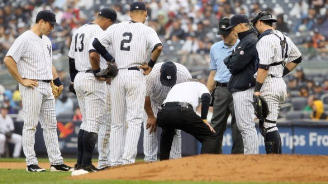 Yankees Battling More Than Red Sox in Second Half