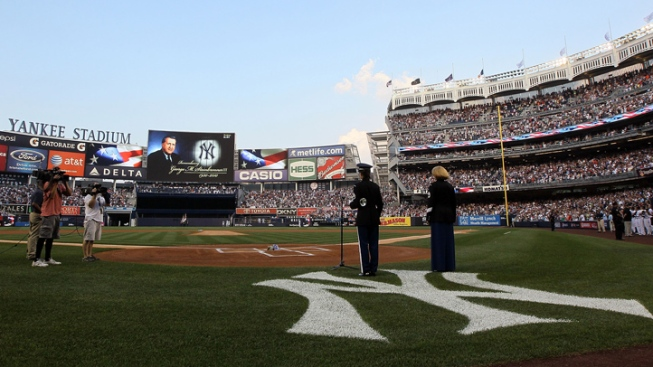 Retired FDNY Lt. Sues Yankees for Negligence