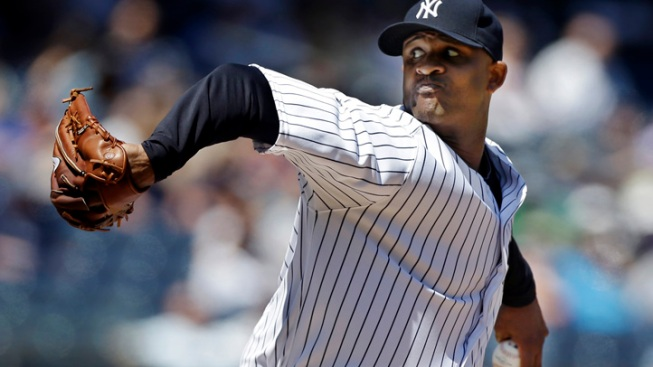 Yanks Sweep Indians as Sabathia Bests His Former Team