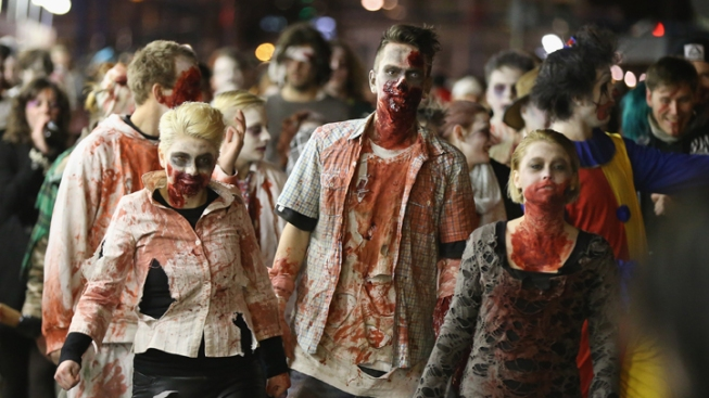 Researcher: Zombie Fads Peak When Society Unhappy