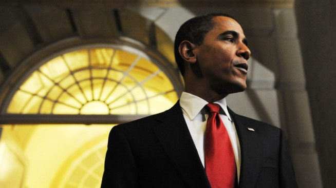 Barack to the Future: Obama Back on Stump for Stimulus