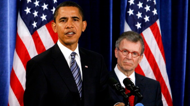 Health Sec. Nominee Daschle: We Need Grass Roots Reform
