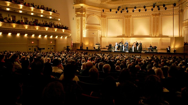 All-Star Line-Up Honors REM at Carnegie Hall