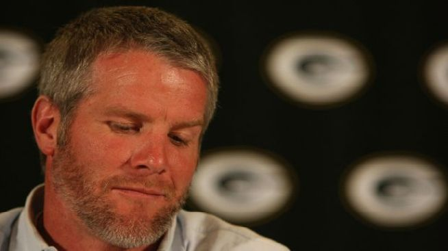 Brett Favre: 20 Years of Football Took Their Toll