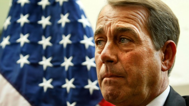 Boehner Cool on Napolitano Resignation Push